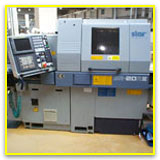 Swiss Type CNC Lathes